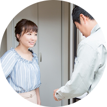 4社見積もりを取りましたが、コタジマ総建さんは対応が丁寧ですし、価格も安かったのでお願いしました。